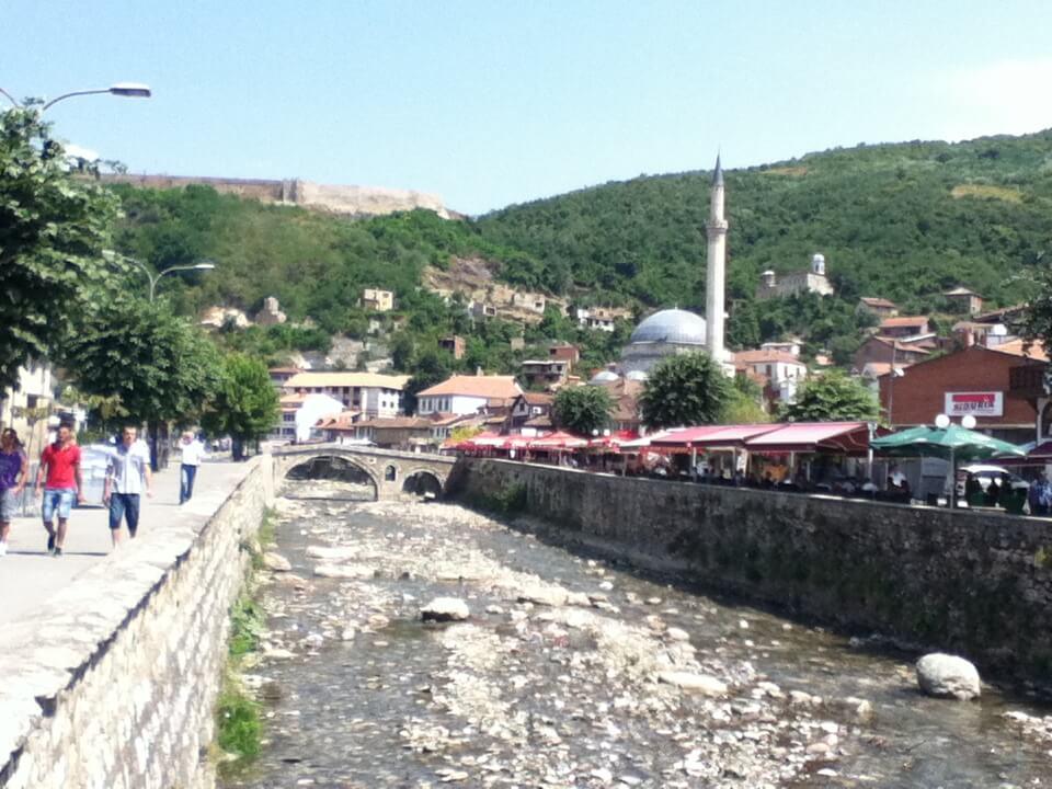 コソボ 世界遺産の街「プリズレン」