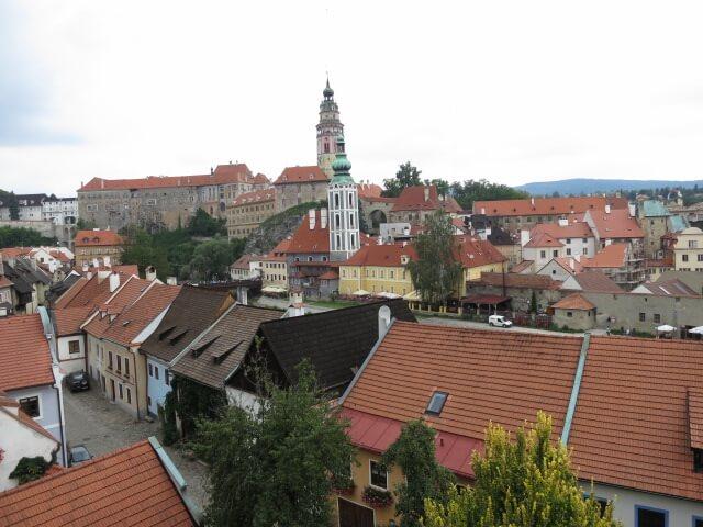 世界で最も美しい街「チェスキー・クルムロフ」はバスを降りた瞬間にメルヘンの世界