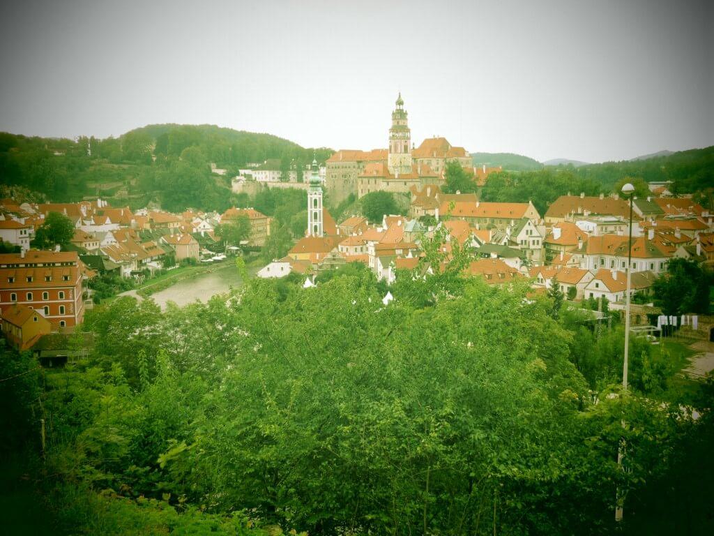 世界で最も美しい街 御伽噺の世界「チェスキー・クルムロフ」 チェコ