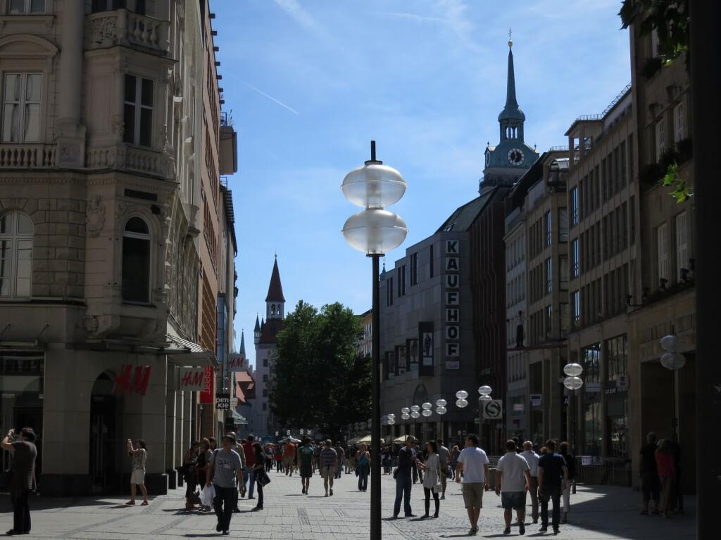 ドイツ ミュンヘン 観光