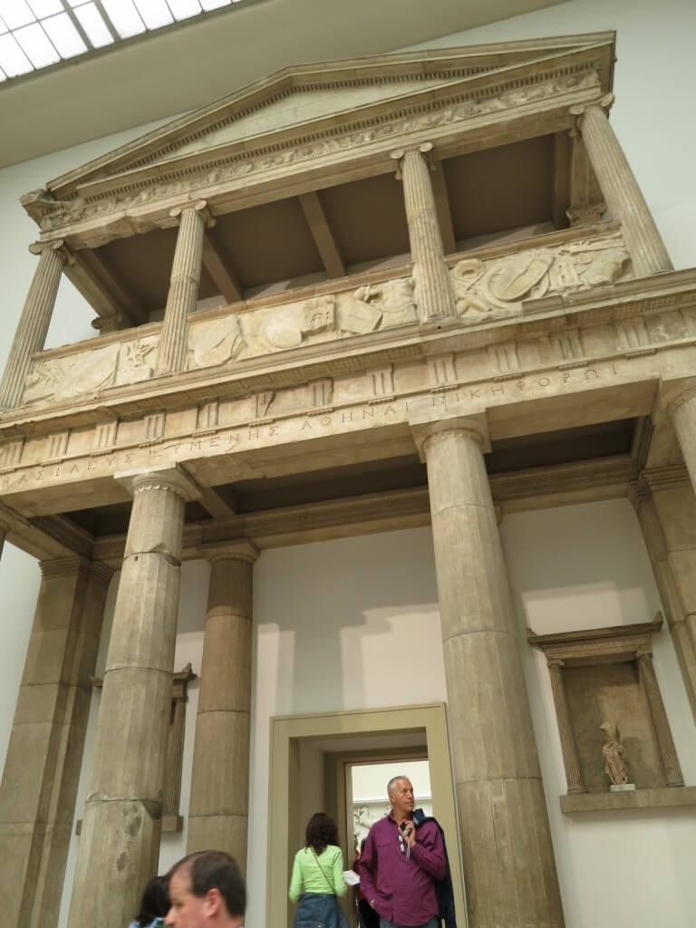 ペルガモン博物館 展示物 オーディオガイド無料 ベルリン ドイツ