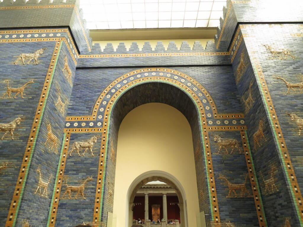 イシュタール門 ペルガモン博物館 展示物