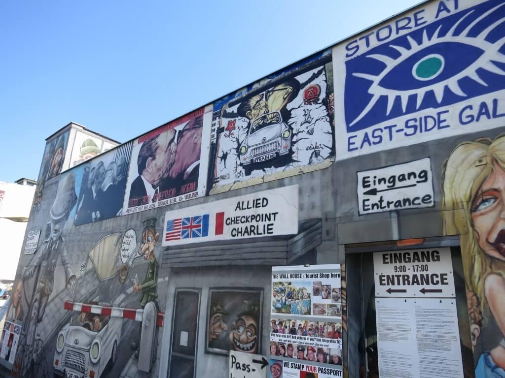ベルリンの壁 アート 絵 ドイツ