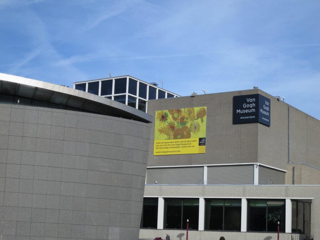 ゴッホ美術館 アムステルダム オランダ 観光
