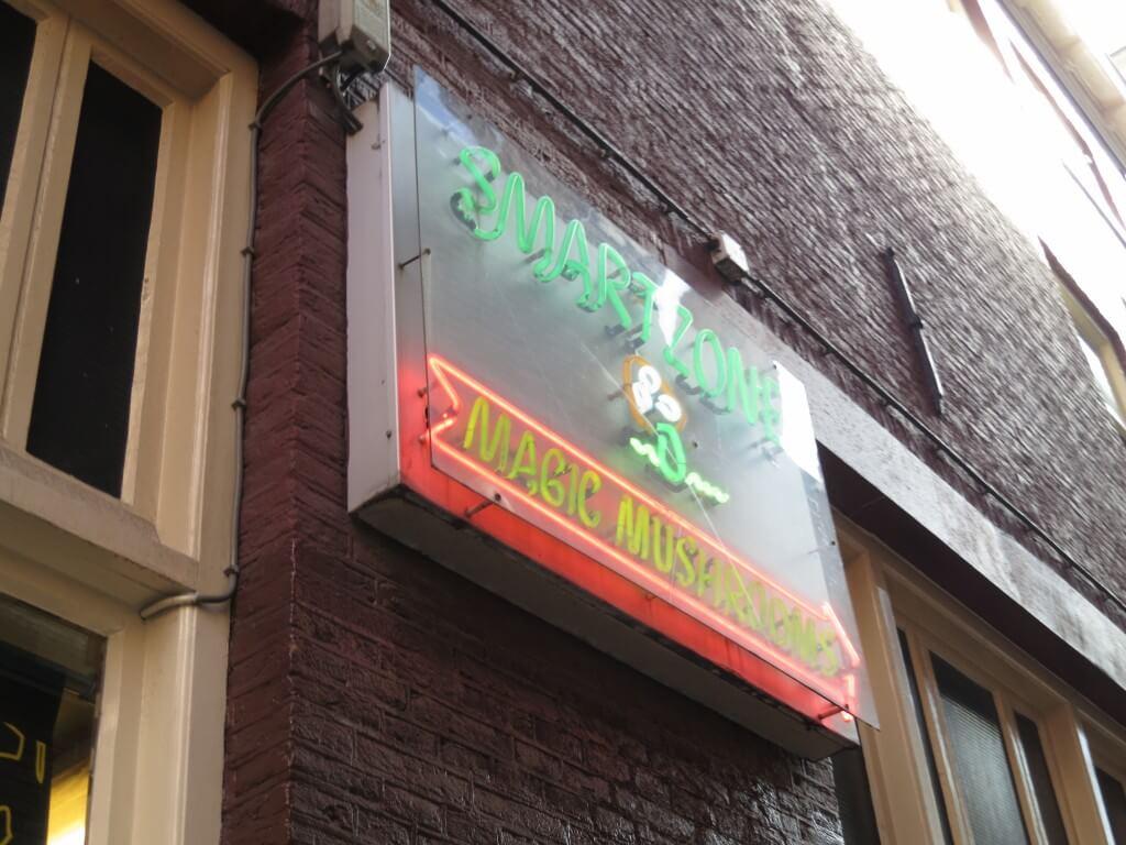 コーヒーショップ ドラッグ セックス マリファナ(大麻) アムステルダム オランダ 観光 フリーダム