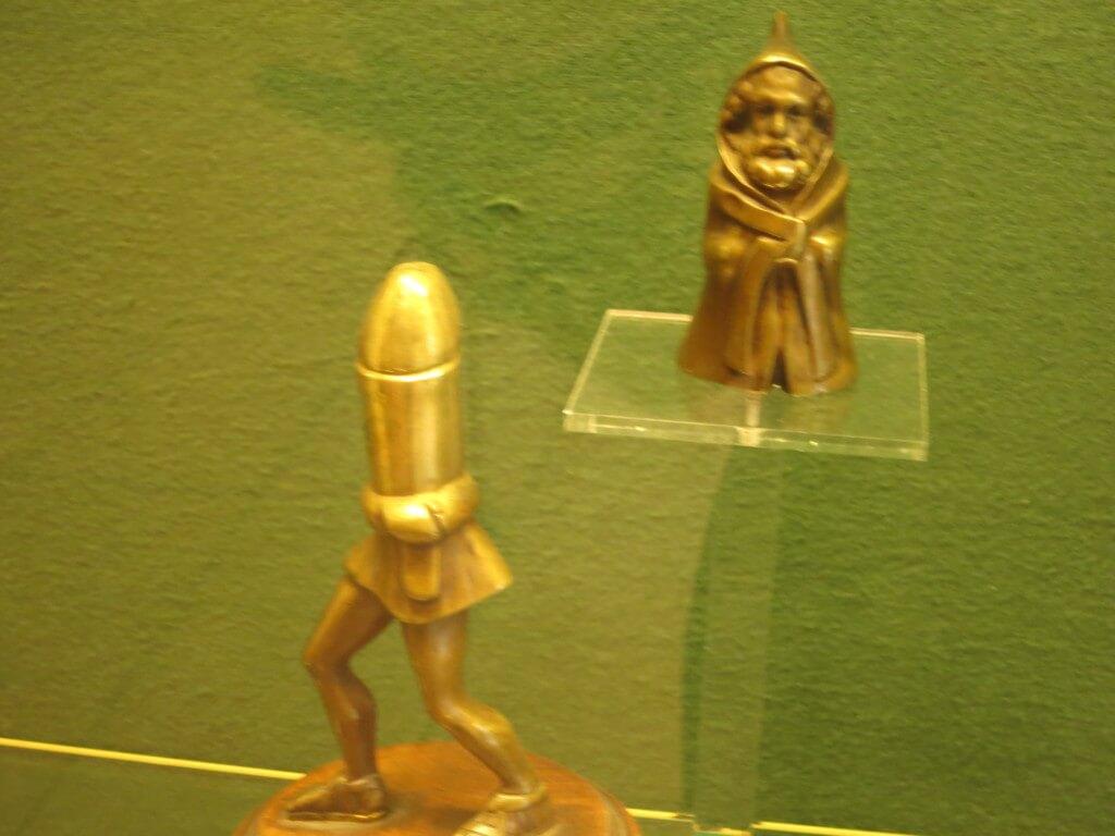 おもしろ彫刻 セックスミュージアム セックス博物館 アムステルダム オランダ