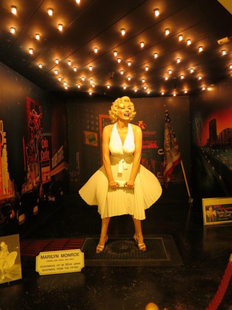 マリリンモンロー 世界のエロス セックスミュージアム セックス博物館 アムステルダム オランダ
