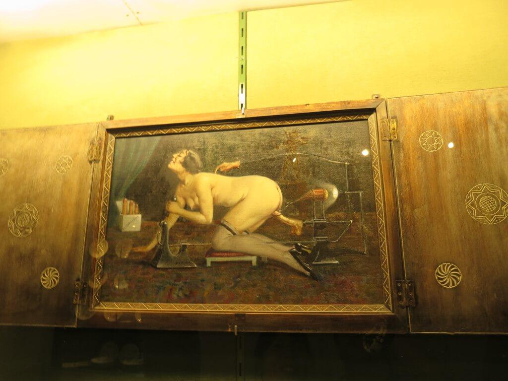 世界のエロス セックスミュージアム セックス博物館 アムステルダム オランダ