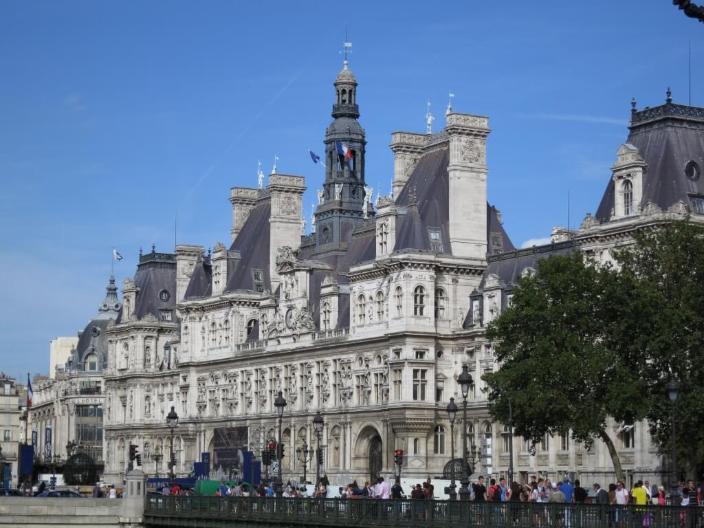 パリの観光地 フランス