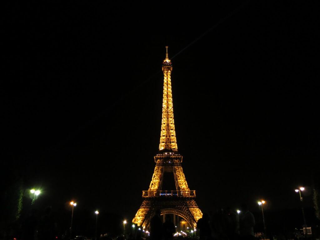 エッフェル塔 パリ 観光地 フランス