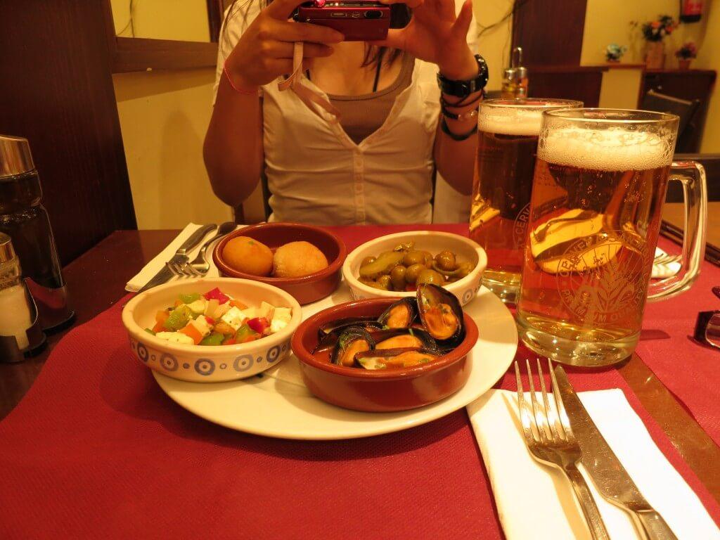 Bar バル バルセロナ スペイン