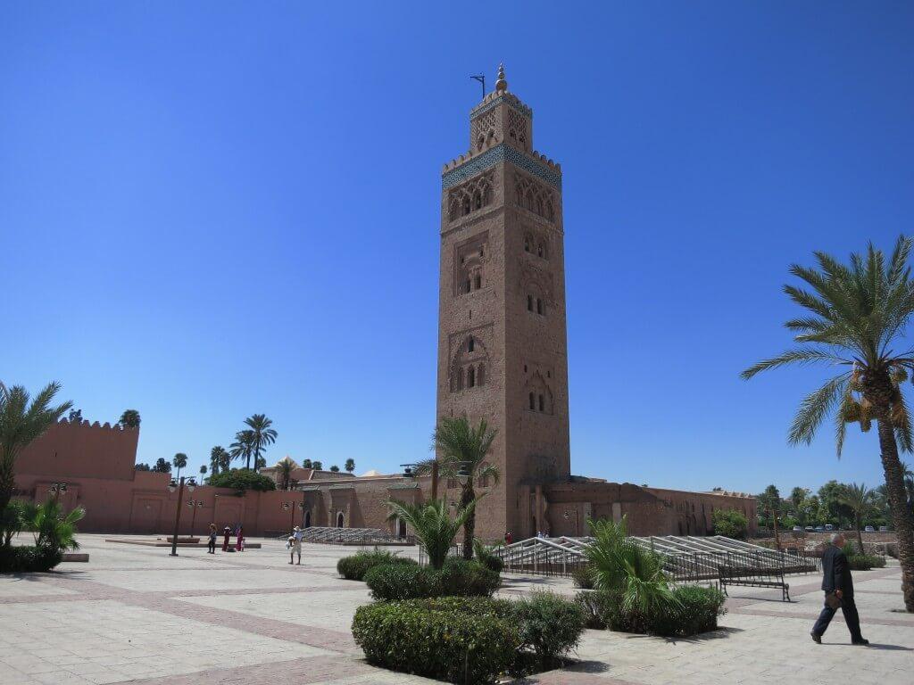 旧王宮 マラケシュ モロッコ