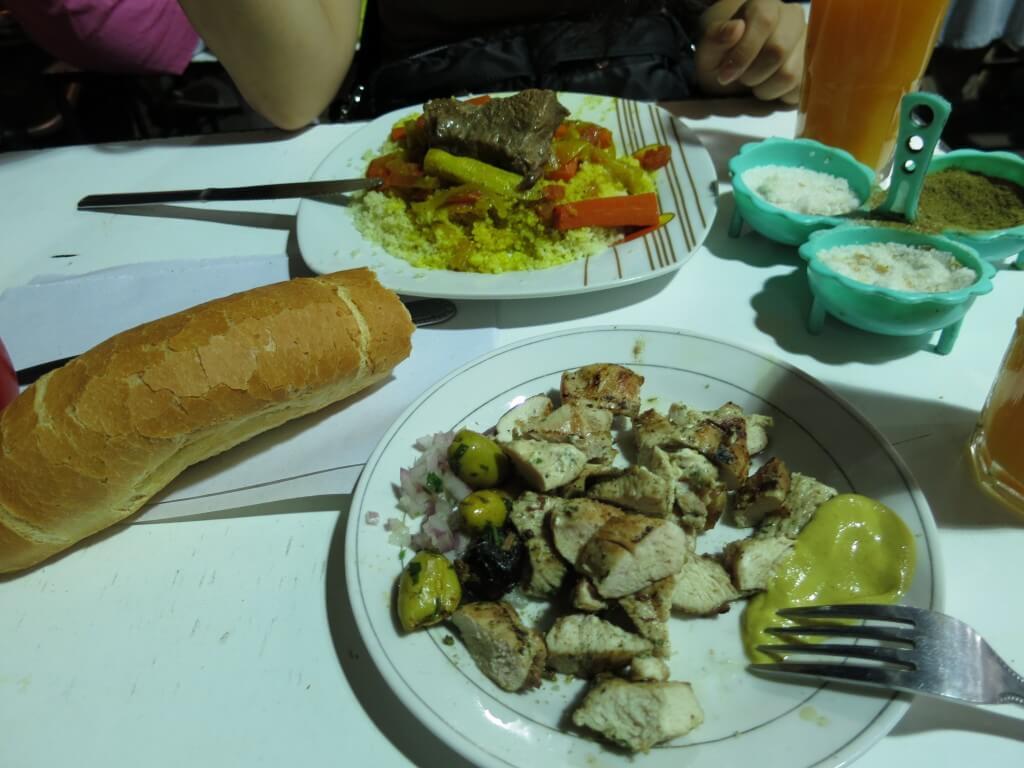 タジン 飽きる 別の食べ物 モロッコ