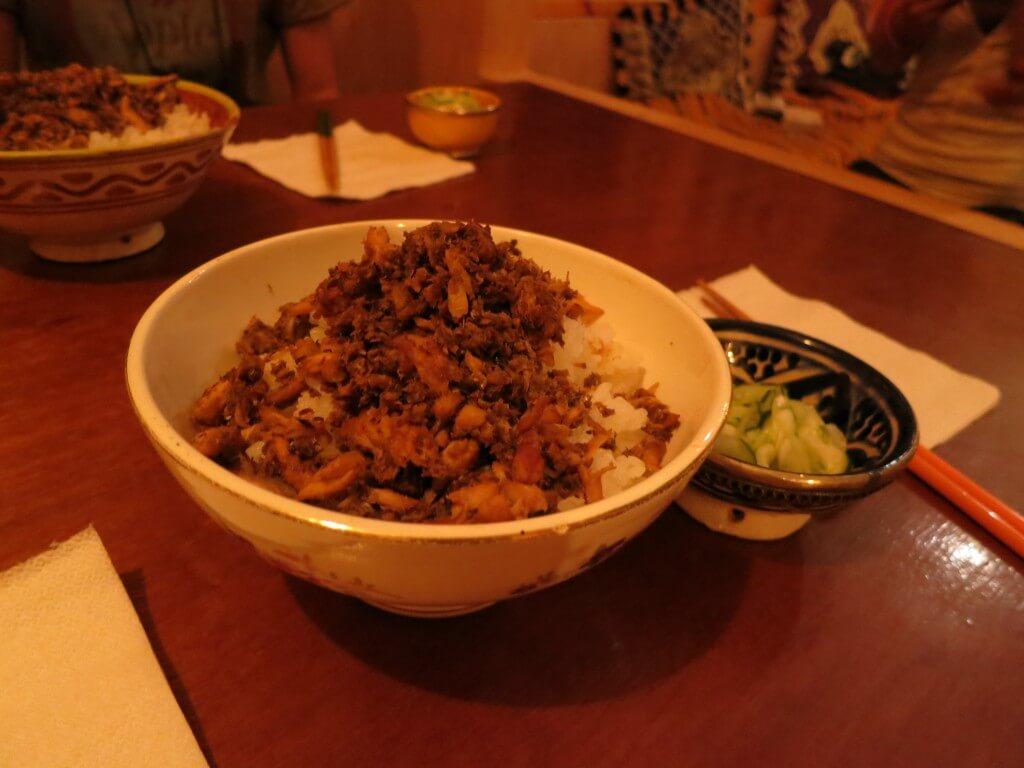 のりこさんの宿 日本食 モロッコ トドラ ティネリール