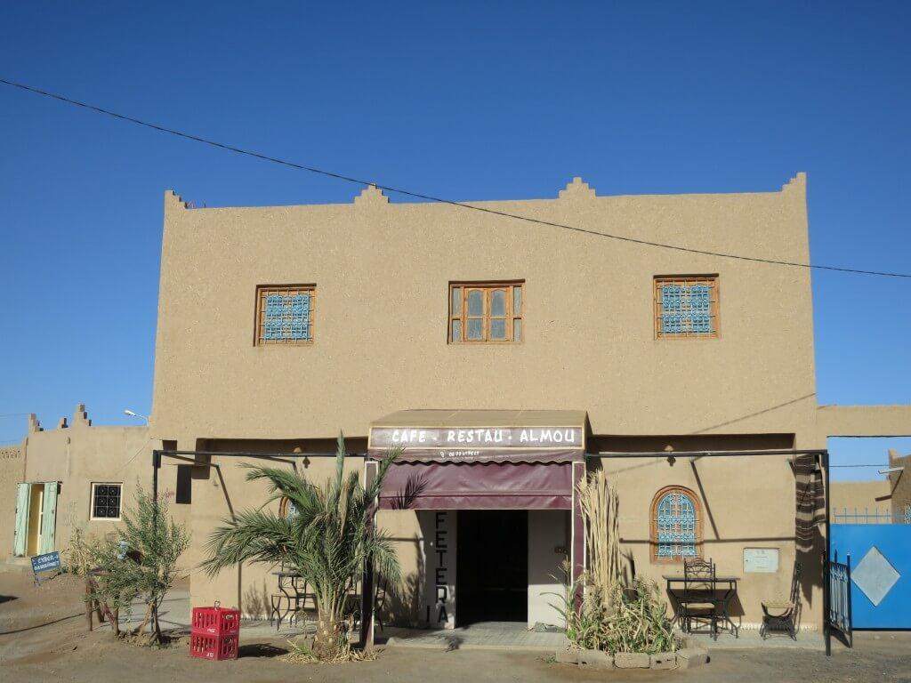 メルズーガ 街 観光 モロッコ