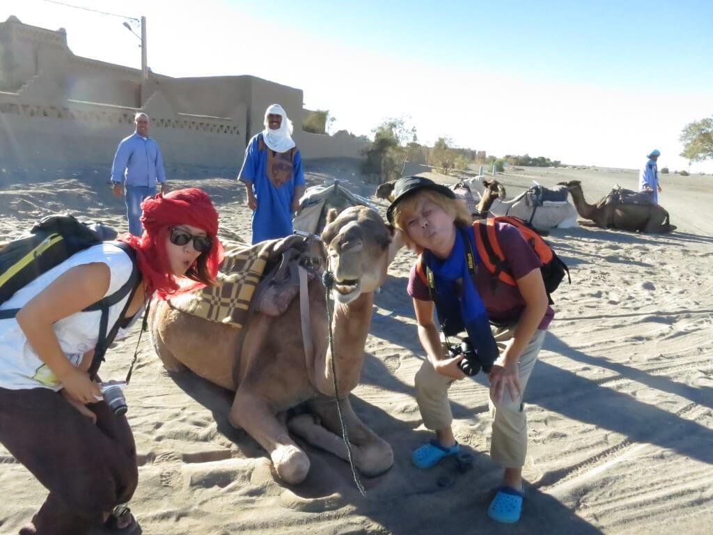 メルズーガから行くサハラ砂漠ツアーのスタート。モロッコタイムスタートかと思いきや!?