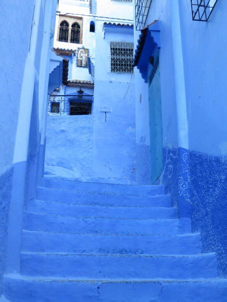 シャウエン マクゼン広場 ブルーシティ 青い街 モロッコ