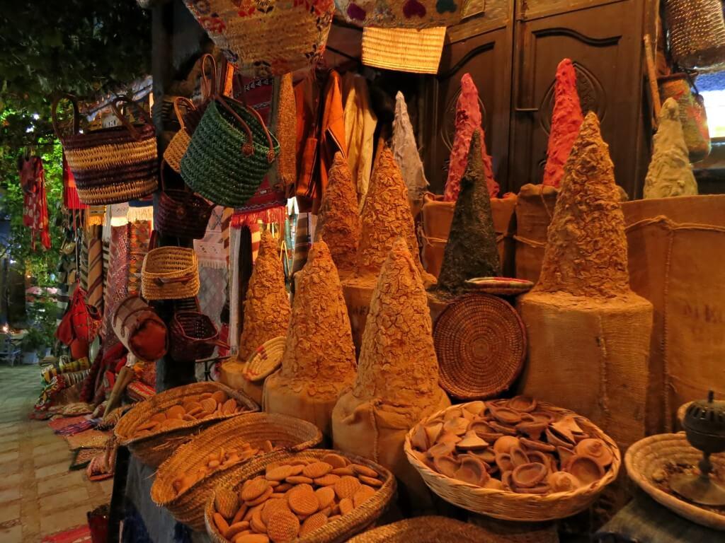 モロッコ お土産 シャウエン