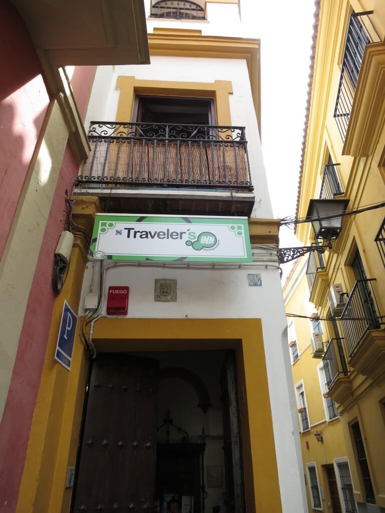 セビリアの安宿情報 Traveler´s Inn Seville(トラベラーズ イン セビリア)