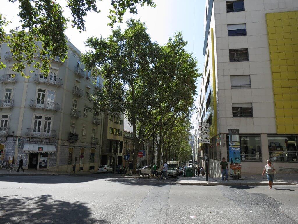 リスボンの安宿情報 Alface Hostel(アルファス ホステル)