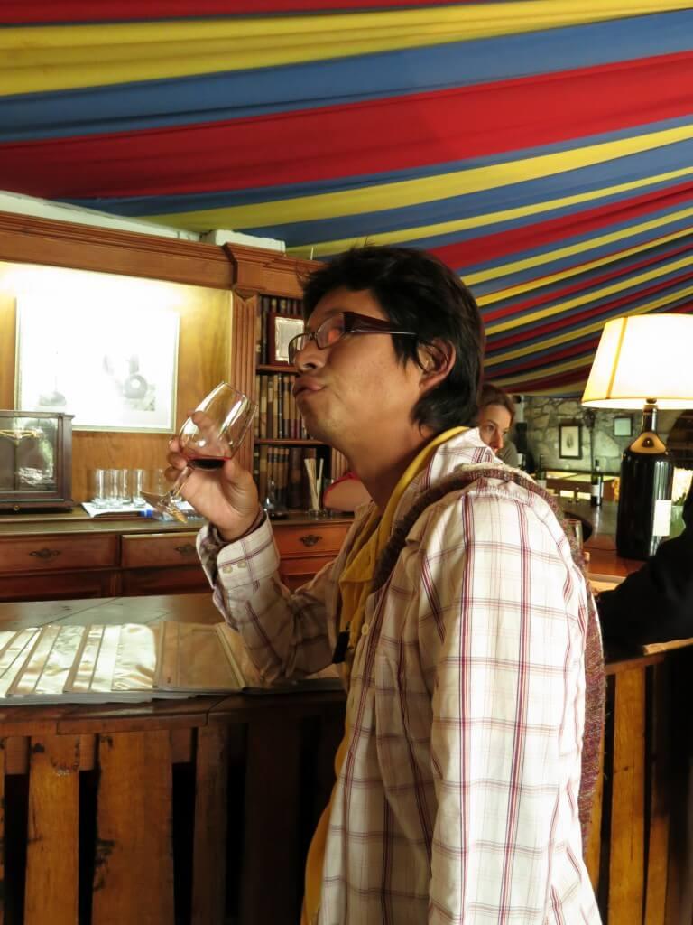 ポートワイン ヴィンテージワイン 試飲 ポルト ポルトガル