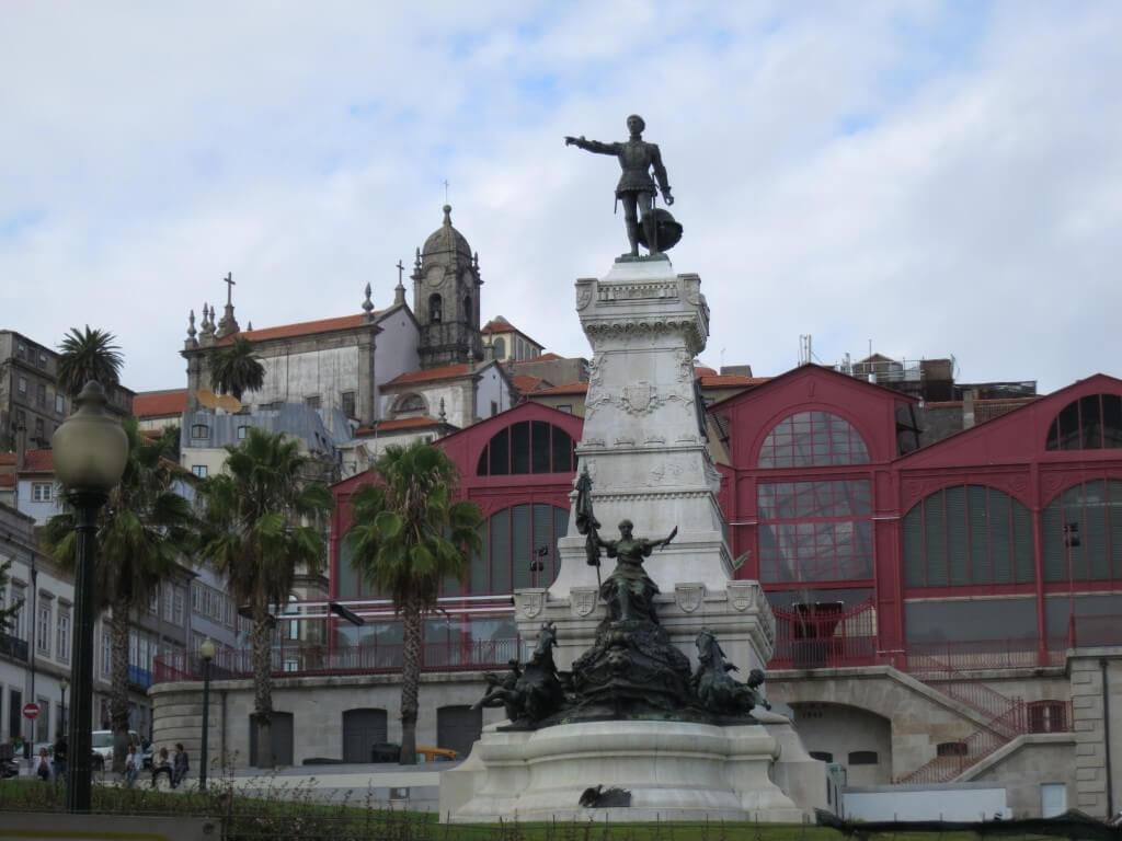 ポルト エンリケ航海王子の家 観光 ポルトガル