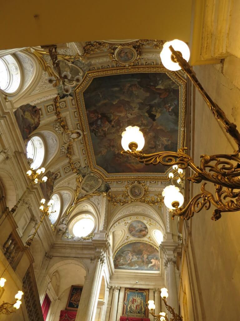 マドリード王宮 スペイン