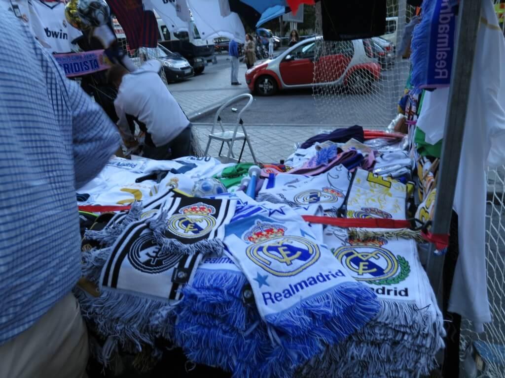レアル・マドリード グッズ レアル・マドリードの本拠地 エスタディオ・サンティアゴ・ベルナベウ スタジアム レアル・マドリード本拠地 サッカー