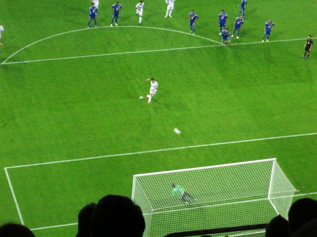 PK カカ サンティアゴ・ベルナベウ杯 スペイン