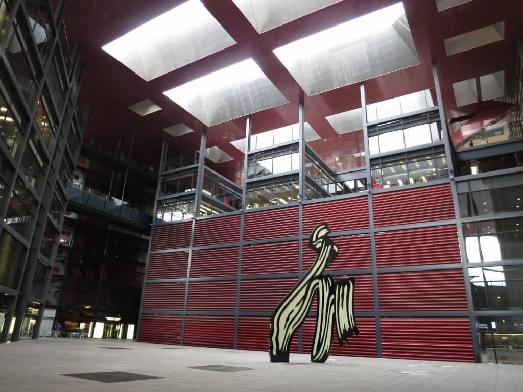 ソフィア王妃芸術センター マドリード スペイン