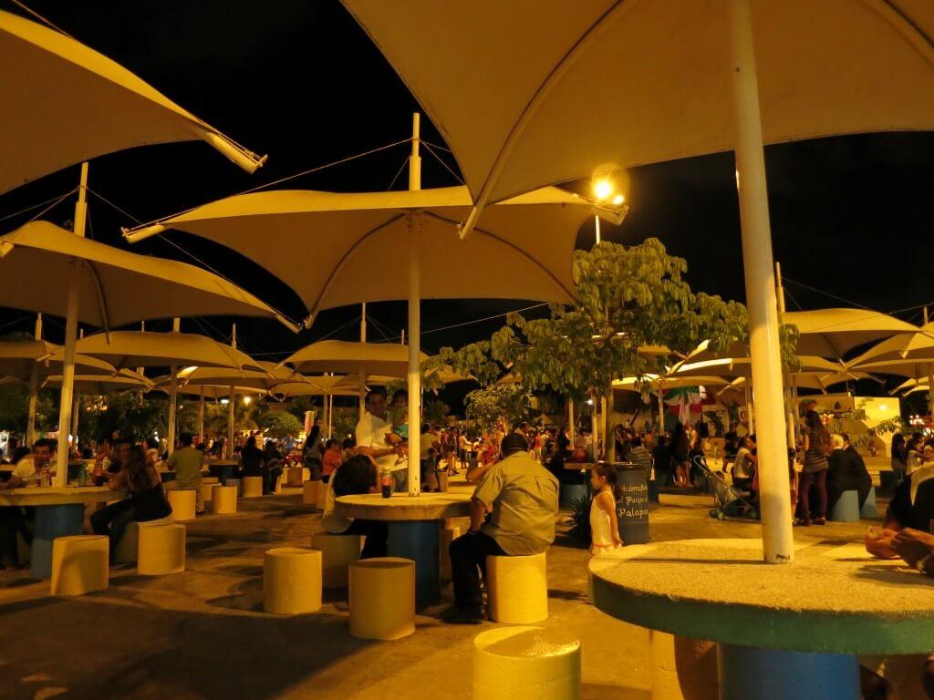 メキシコのカンクンからいっぱいマリンアクティビティ、観光地