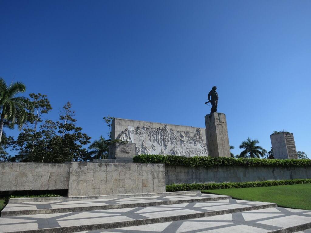 キューバ チェ・ゲバラ 霊廟