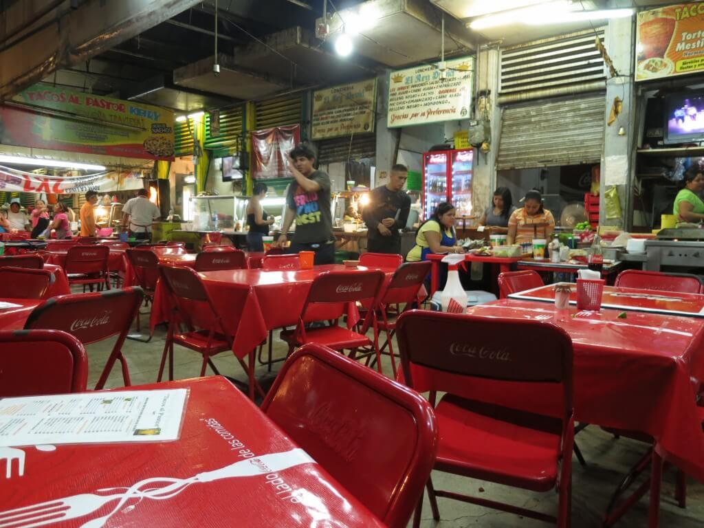 メリダ 食堂 安い メキシコ
