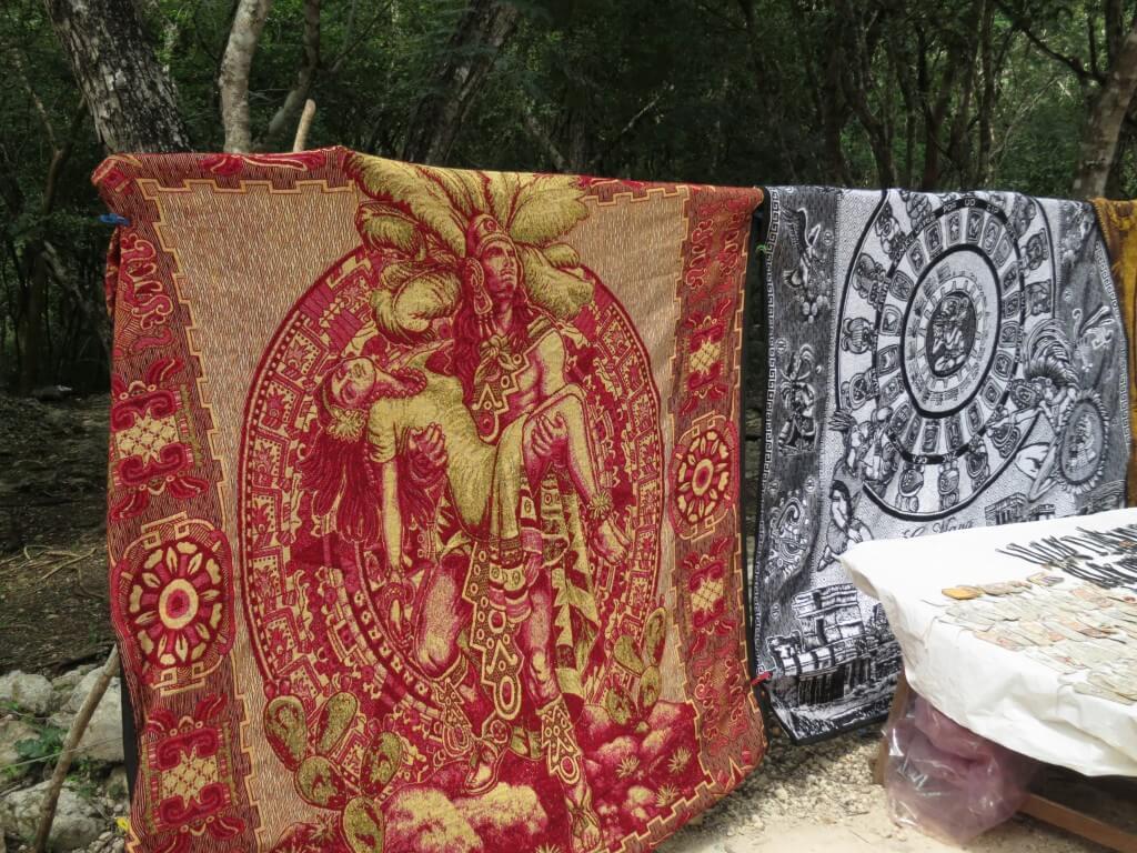 チチェン・イッツァ遺跡 お土産 メキシコ