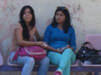 今日の美女 メキシコの女の子は太い?