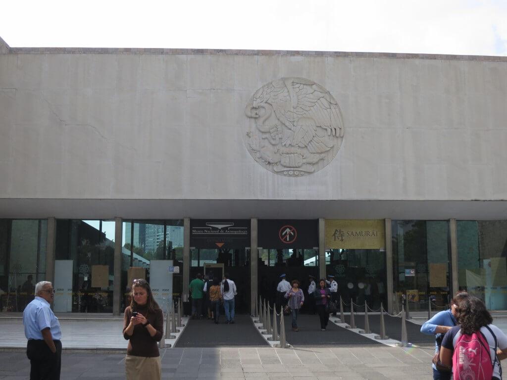 「メキシコ国立人類学博物館」メキシコの文明に触れろ!