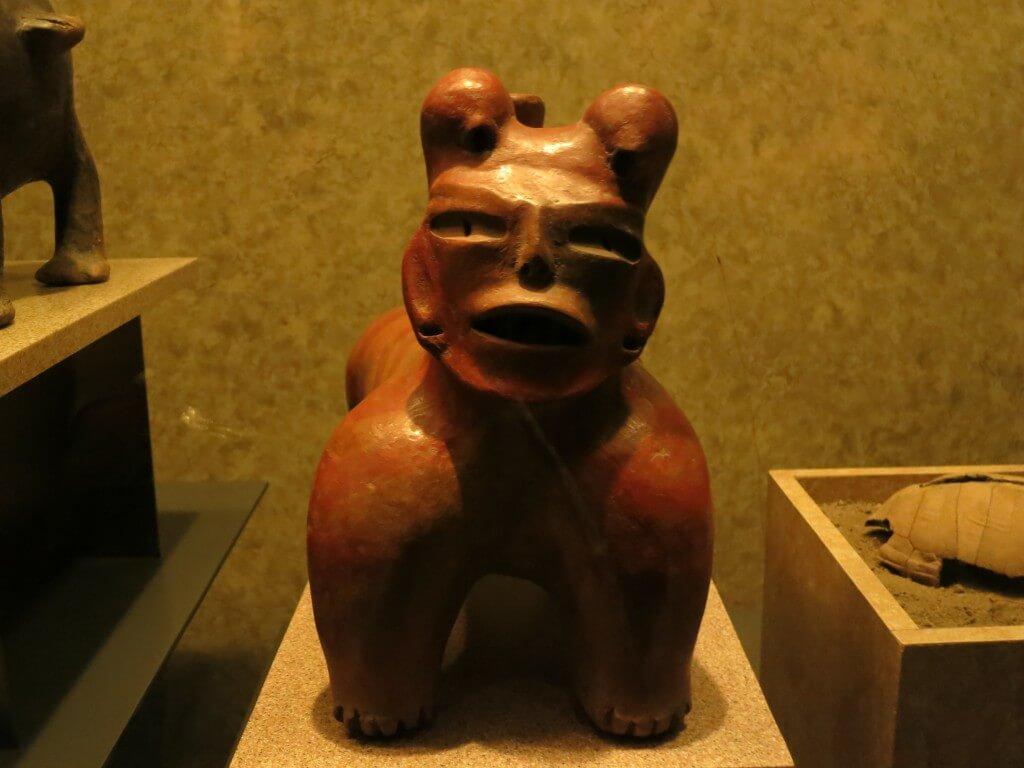 メキシコ 土偶 かわいい