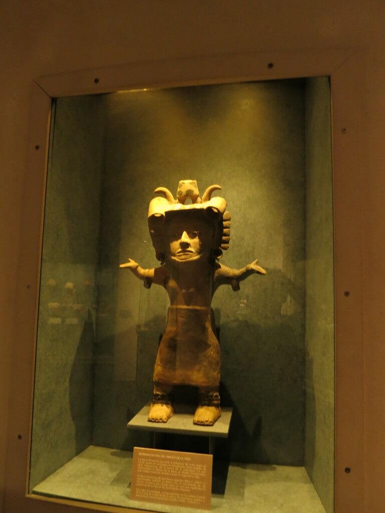 オアハカ文明 メキシコ国立人類学博物館