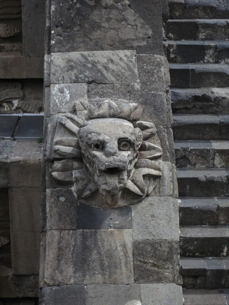 リアルサニー号 テオティワカン遺跡 メキシコ