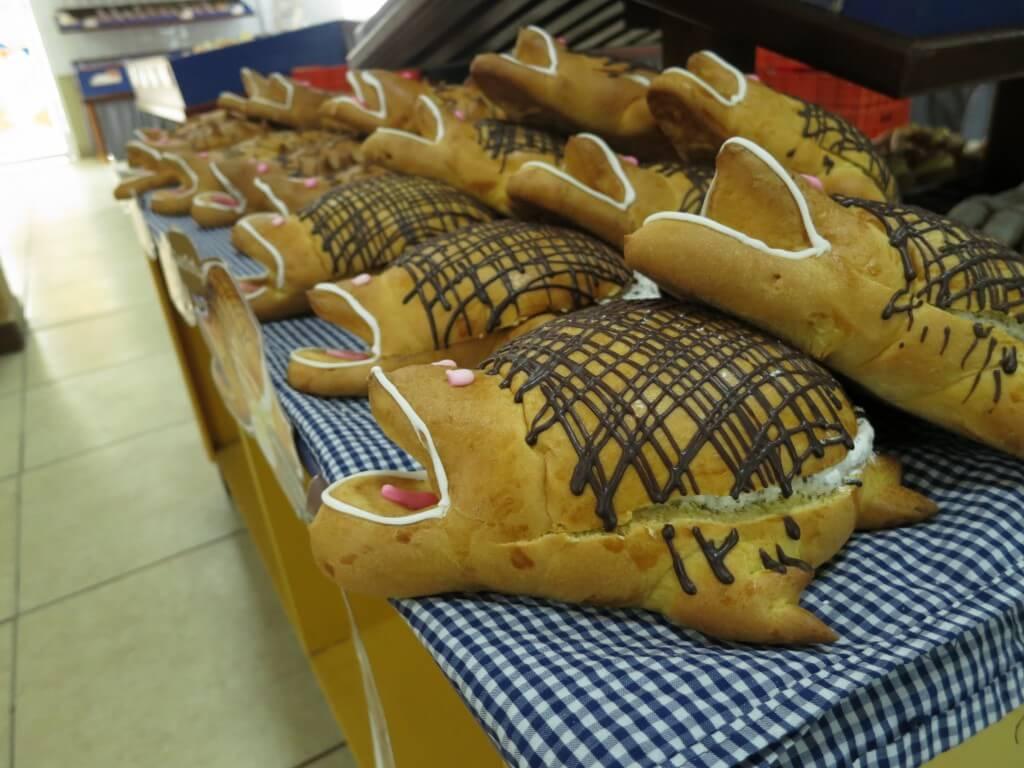 シェラパン ケツァルテナンゴ グアテマラ パンがおいしい
