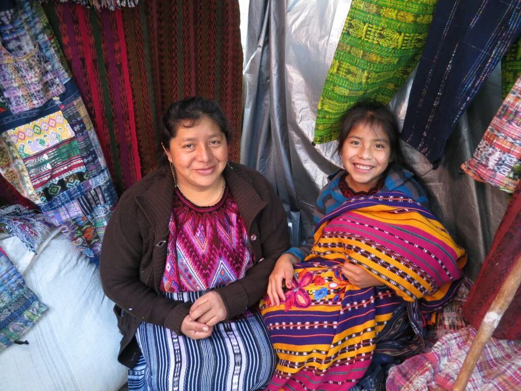 グアテマラ チチカステナンゴ 市 お店のコ