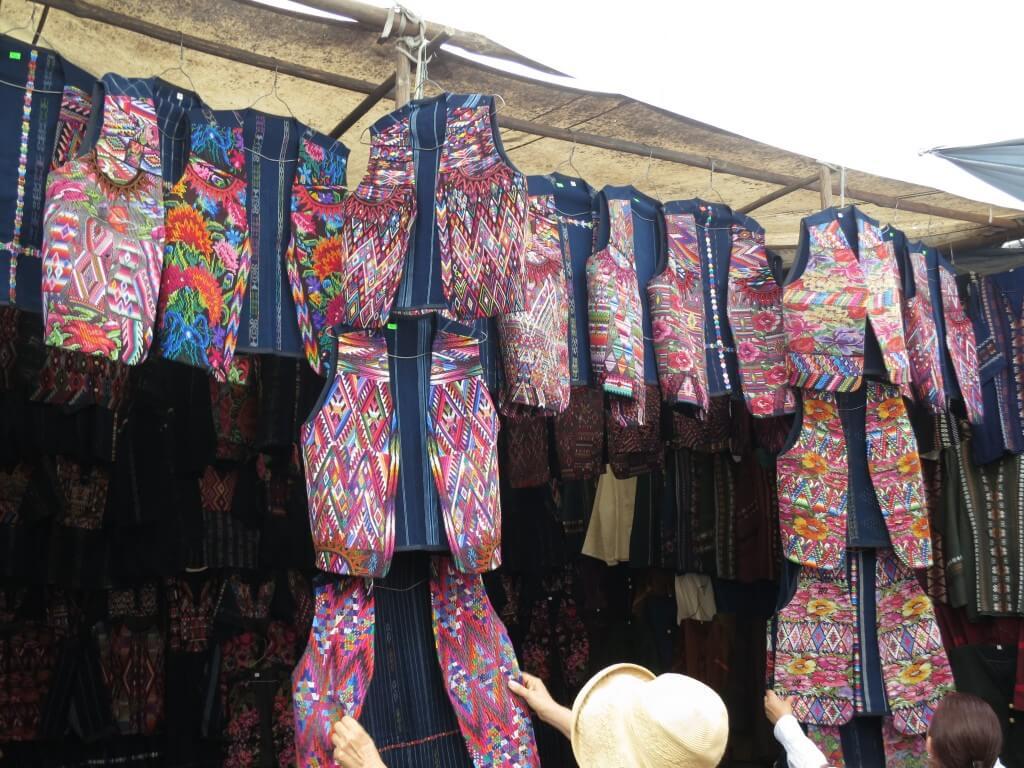 チチカステナンゴ 市 お土産 グアテマラ ベスト