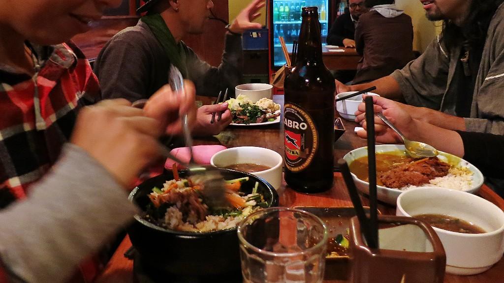 グアテマラのケツァルテナンゴ(シェラ)の日本食はからかさ!最高の日本食メニューとは?