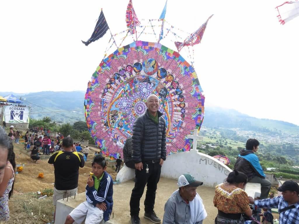死者の日のイベントの「凧揚げ祭り」は犯罪にあいやすいので注意!!