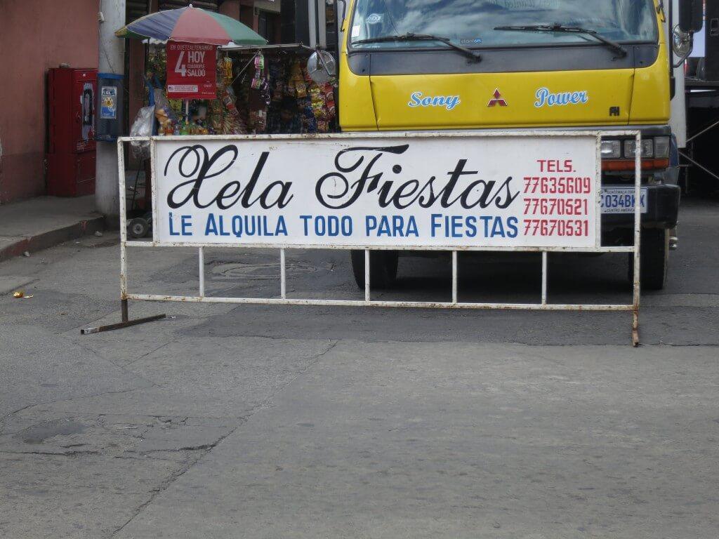 グアテマラ地震寄付ライブがシェラで!こういう慈善活動でいいよね!