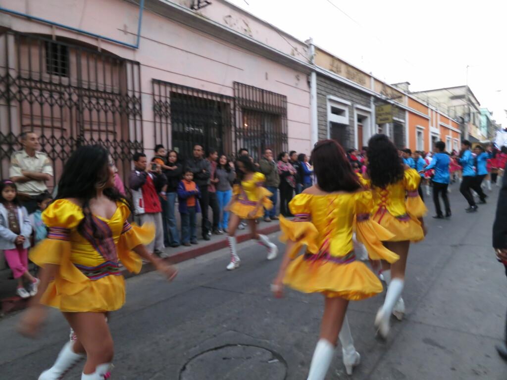 グアテマラの風俗でシェラのストリップでは日本人は大人気でやりたい放題です