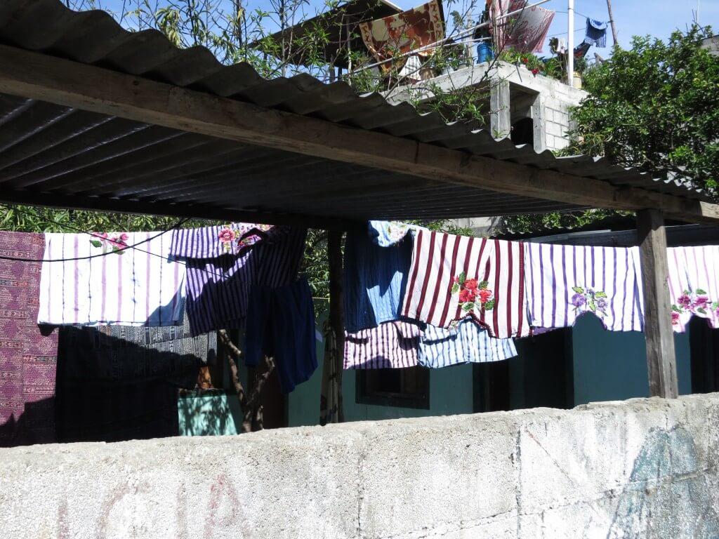 民族衣装(ウィピル) サンティアゴ・アティトラン村 グアテマラ