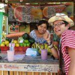 サンペドロ・ラ・ラグーナはヒッピーの街で安宿で贅沢にハンモックが最高です