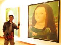 ボテロ博物館とは?誰もが絶対にハマるモナリザやひまわりも面白くなる絵画を紹介するよ