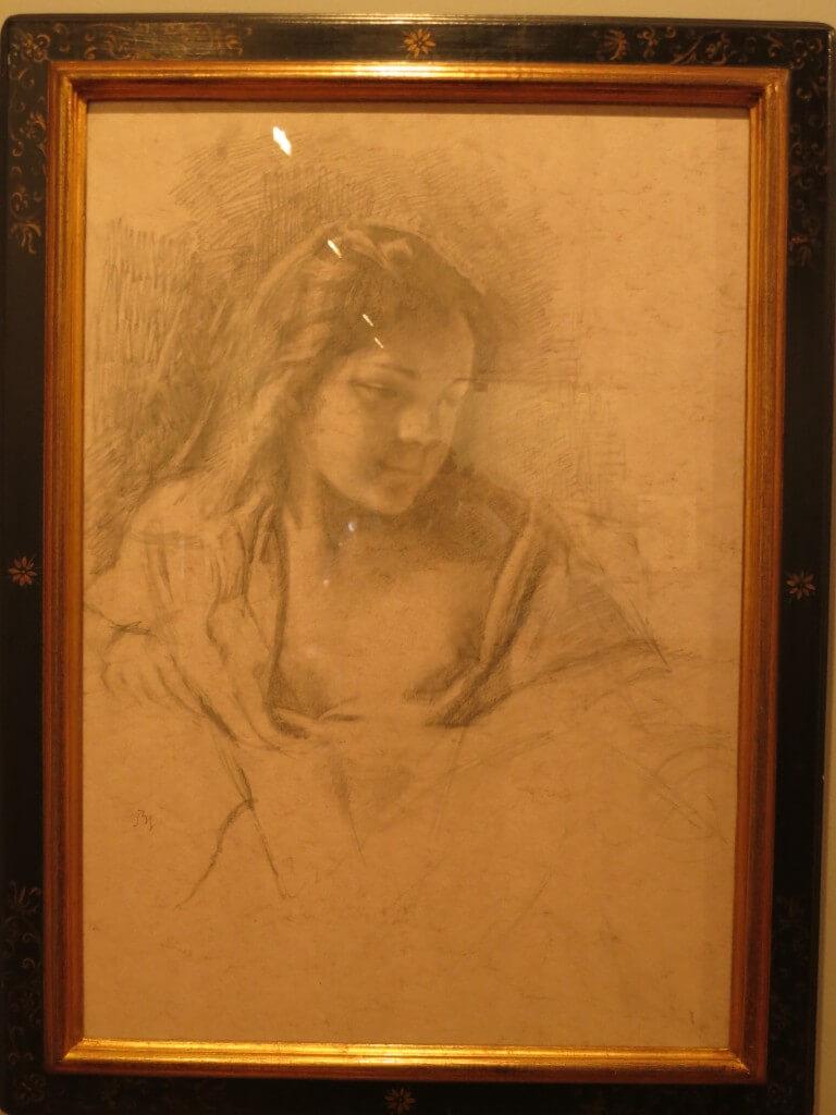 ボテロ博物館にはピカソ、ダリ、シャガールの絵画もあるよ!